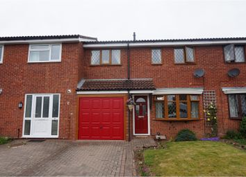 Thumbnail 3 bed terraced house for sale in Millbrook Drive, Shrewsbury