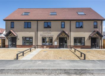 Thumbnail 4 bed end terrace house for sale in Plot 71 Wendover Park, Salhouse Road, Norwich