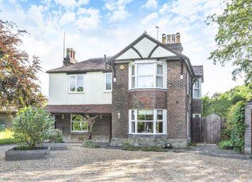 Thumbnail 4 bedroom detached house for sale in Stane Street, Five Oaks, Billingshurst