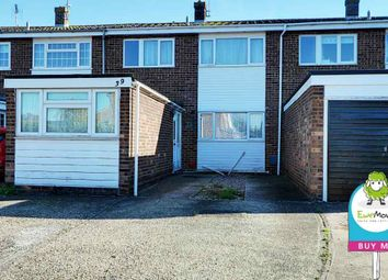 Thumbnail 3 bed terraced house for sale in Hogarth Drive, Shoeburyness, Southend-On-Sea