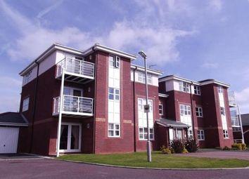 Thumbnail 2 bed flat to rent in Mill Court, Atherton Close, Ashton