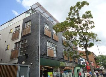 Thumbnail 2 bedroom flat to rent in Wilmslow Road, Didsbury