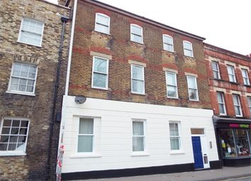 Thumbnail 2 bed flat for sale in Hawley Street, Margate, Kent.