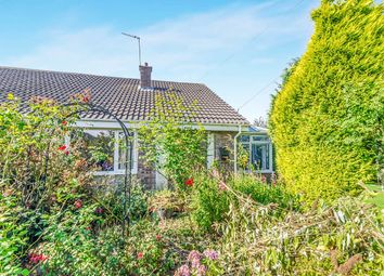 Thumbnail 2 bedroom bungalow for sale in Forester Road, Broseley