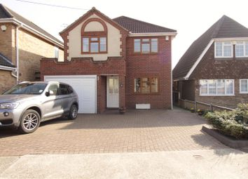 Thumbnail 4 bed detached house for sale in St. Marys Drive, Benfleet