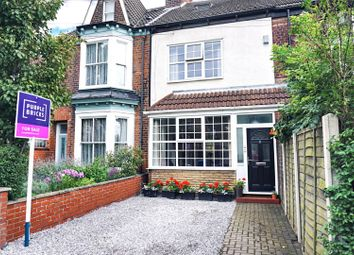 Thumbnail 4 bed terraced house for sale in Lime Tree Villas, Hull