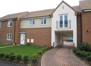 Thumbnail 2 bed flat to rent in Pickwick Close, Totton