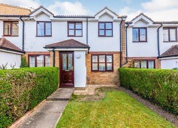 Thumbnail 3 bed terraced house for sale in Kristiansand Way, Letchworth Garden City