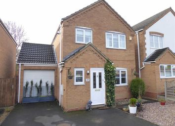 Thumbnail 3 bedroom detached house for sale in Greenleaf Close, Coventry