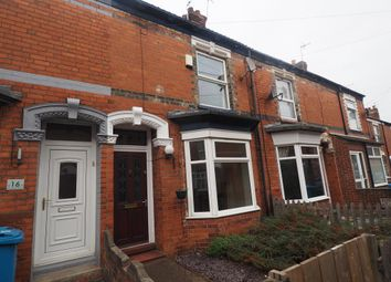 Thumbnail 3 bedroom terraced house to rent in Brougham Street, Albert Avenue, Hull