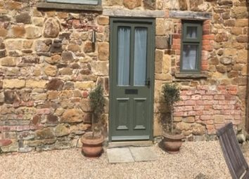 Thumbnail 1 bed barn conversion to rent in Northallerton