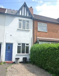 Thumbnail 2 bed terraced house to rent in Boldmere Gardens, Boldmere Road, Sutton Coldfield