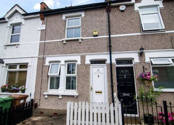 Thumbnail 2 bed terraced house for sale in Warwick Road, Sidcup
