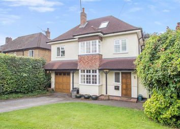 Thumbnail 5 bedroom detached house to rent in Meadowbrook, Old Oxted, Surrey