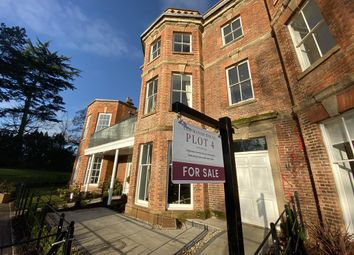 Thumbnail 4 bed town house for sale in Alyesbury Court, Alyesbury Road, Lapworth