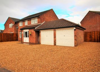 Thumbnail 4 bed detached house to rent in Barley Way, Stanway, Colchester