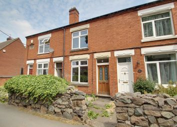 Thumbnail 2 bed terraced house for sale in Main Street, Thornton, Coalville