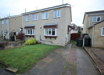 Thumbnail 2 bed semi-detached house to rent in Hesley Grange, Scholes, Rotherham