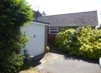 Thumbnail 3 bed detached bungalow to rent in Elizabeth Road, Henley On Thames