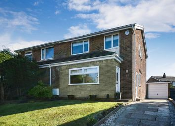 Thumbnail 3 bed semi-detached house for sale in High Mount, Harwood, Bolton