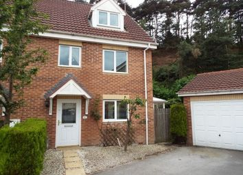 Thumbnail 3 bed property to rent in Millrise Road, Mansfield