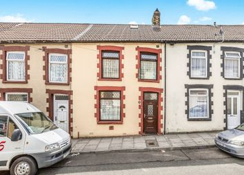 Thumbnail 2 bed terraced house for sale in Maddox Street, Blaenclydach, Tonypandy