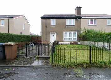 Thumbnail 4 bed semi-detached house for sale in Davidson Street, Clydebank