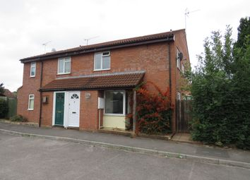 Thumbnail 2 bedroom semi-detached house for sale in Drake Close, Staplegrove, Taunton