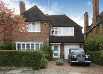 Thumbnail 5 bed detached house for sale in Kingsley Way, London