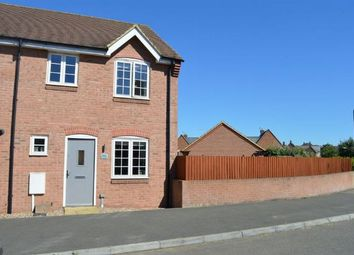 Thumbnail 3 bed semi-detached house to rent in Long Breech, Mawsley, Kettering