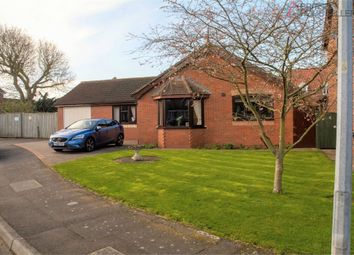 Thumbnail 3 bed detached bungalow for sale in Holly Close, Stallingborough, Grimsby, Lincolnshire