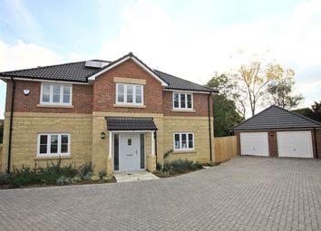 Thumbnail 4 bedroom detached house for sale in Elmhurst Gardens, Trowbridge