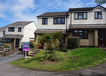 Thumbnail 3 bed semi-detached house for sale in Foxdown Manor, Wadebridge