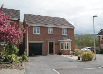 Thumbnail 4 bed detached house for sale in Llys Y Coed, Aberdare