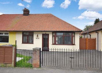 Thumbnail 2 bedroom semi-detached bungalow for sale in Corton Road, Ipswich