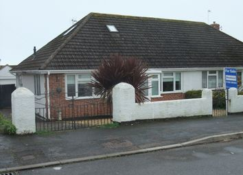 3 bed semi-detached bungalow for sale in Seymour Road, Exmouth EX8
