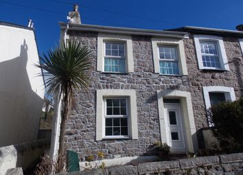 Thumbnail 3 bed end terrace house for sale in Falmouth Road, Redruth