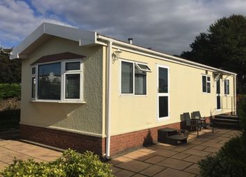 Thumbnail 1 bed bungalow for sale in Forest Road Park Forest Road, Oakmere, Northwich