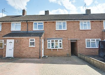 Thumbnail 3 bed terraced house to rent in Bentley Road, Hertford
