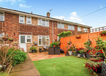 Thumbnail 2 bed terraced house for sale in Rudyard Road, Woodingdean, Brighton, East Sussex