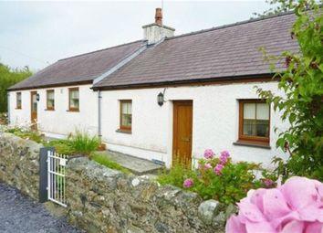 Thumbnail 3 bed cottage for sale in Bryn Ffynnon, Groeslon, Caernarfon, Gwynedd