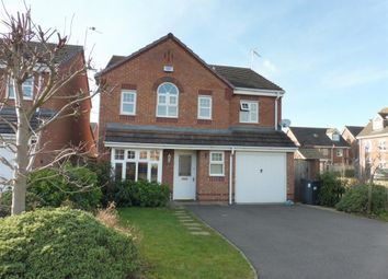 Thumbnail 4 bed detached house to rent in Donalbain Close, Heathcote, Warwick