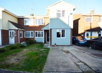 Thumbnail 3 bed semi-detached house for sale in Broomfield, Silver End, Witham