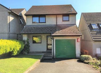 Thumbnail Detached house to rent in Cowling Gardens, Menheniot, Liskeard