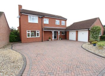 Thumbnail 4 bed detached house for sale in Turnberry, Tamworth