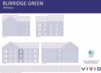 Thumbnail 2 bed flat for sale in Botley Road, Burridge, Southampton