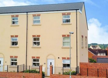 Thumbnail 4 bed property to rent in Buttermilk Crescent, Royal Wootton Bassett, Swindon