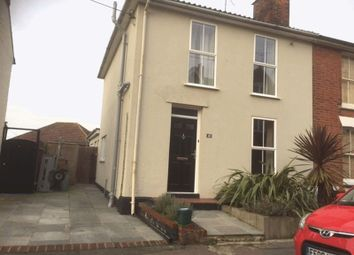 Thumbnail 4 bed semi-detached house for sale in Chapel Road, Brightlingsea, Colchester