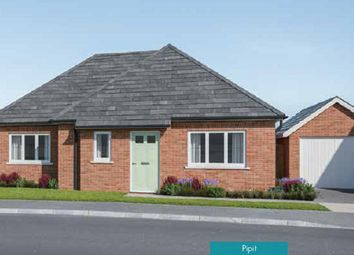 Thumbnail 3 bedroom detached bungalow for sale in Scholars Close, Manea, March