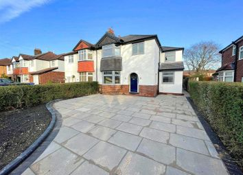 4 bed semi-detached house for sale in Harrow Road, Sale M33